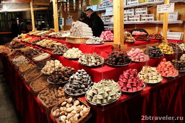 что попробовать на рождественской ярмарке будапешт