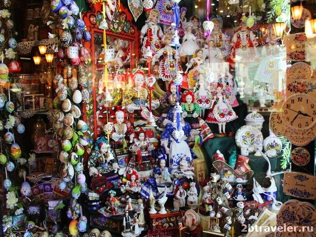 рождественские ярмарки в венгрии