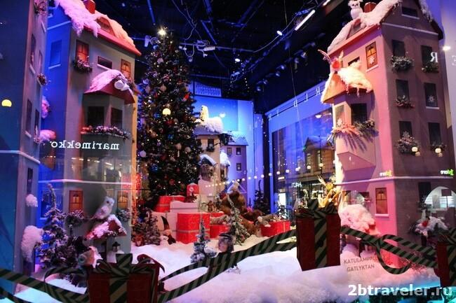 рождественские ярмарки финляндия