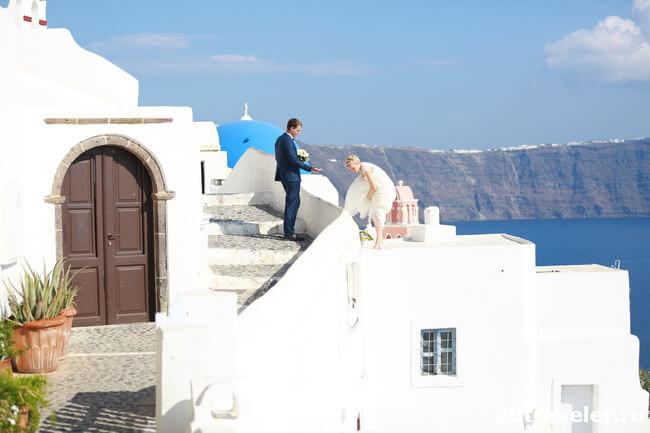 фотосессия греция