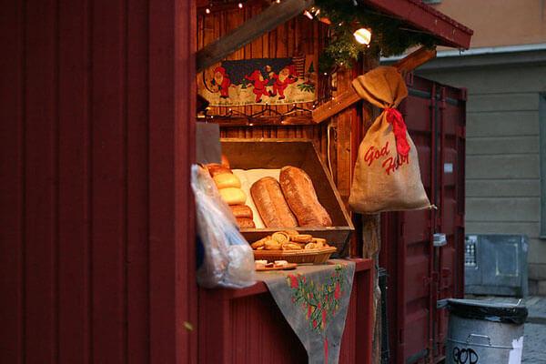 рождественская ярмарка швеция