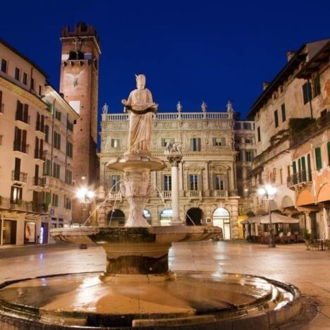 Where to go from Verona and how to get to: Milan, Venice, Bolzano, Innsbruck and other cities