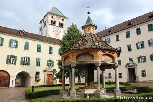 колодец чудес аббатство
