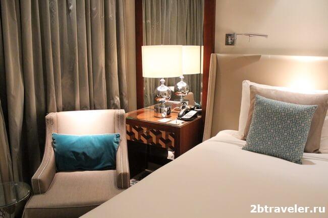 кровати в fairmont ajman