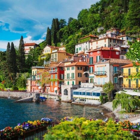 Hotels on lake Como (Italy): where to stay