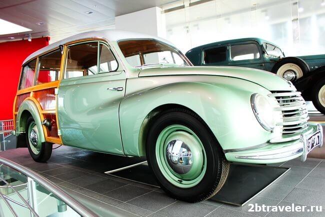 ингольштадт музей авто