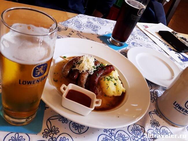 где попробовать пиво в мюнхене