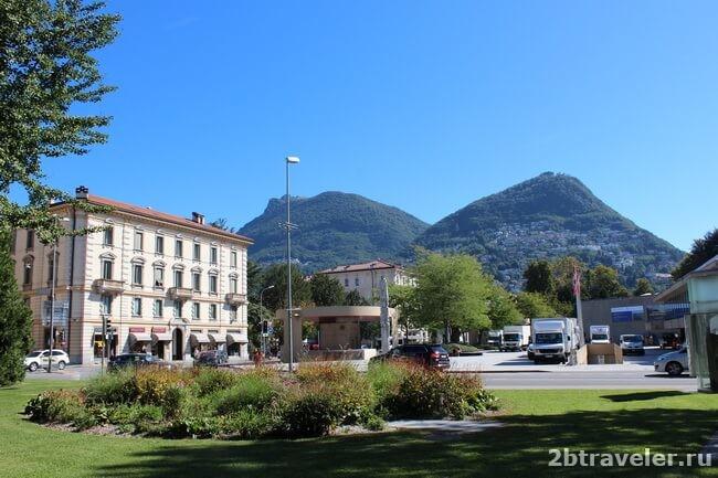 город лугано швейцария