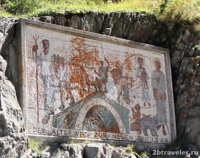devil bridge in switzerland legend