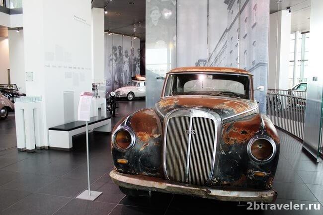 ауди музей германия