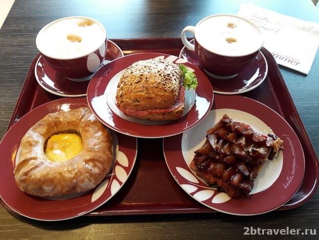завтраки в мюнхене
