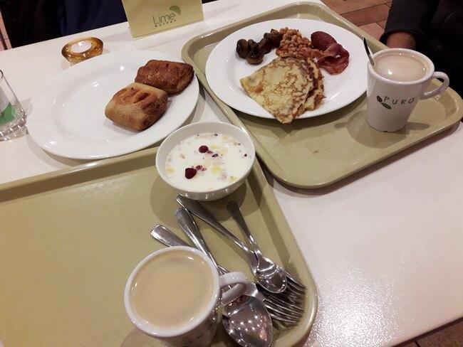 где позавтракать в таллине