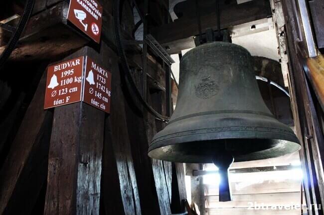 колокольня черной башни
