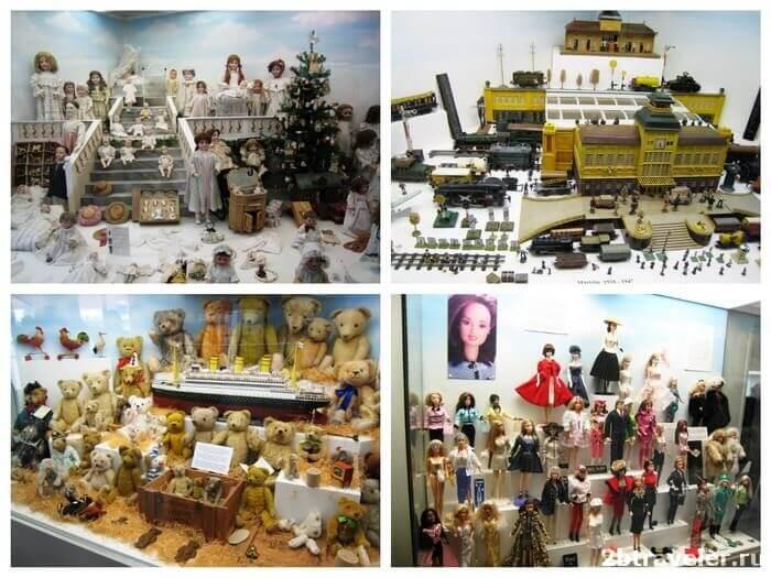 музей игрушек прага