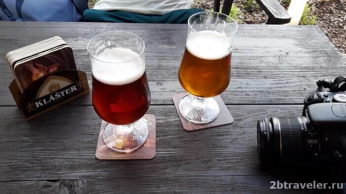 Пиво Кластер Прага