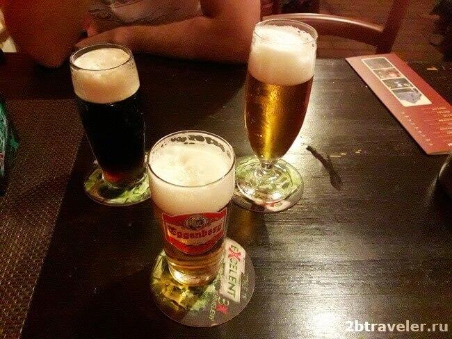 пиво прага цена