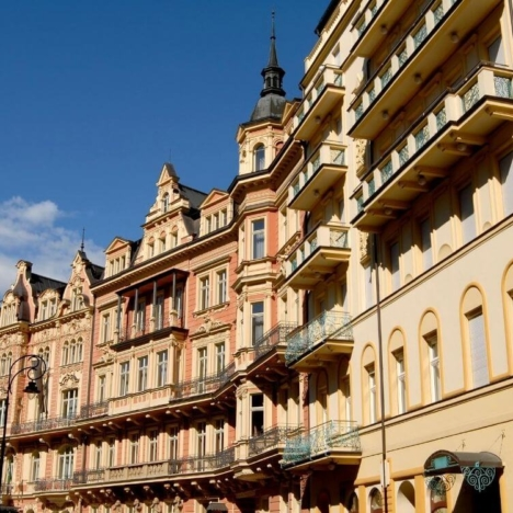 22 sights of Karlovy Vary: what you can see in the resort city + maps