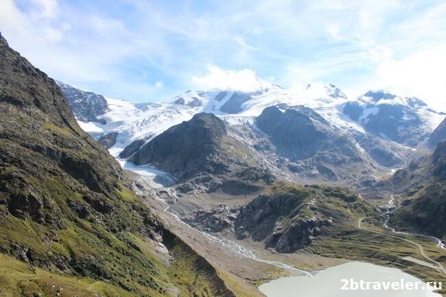 перевал швейцария