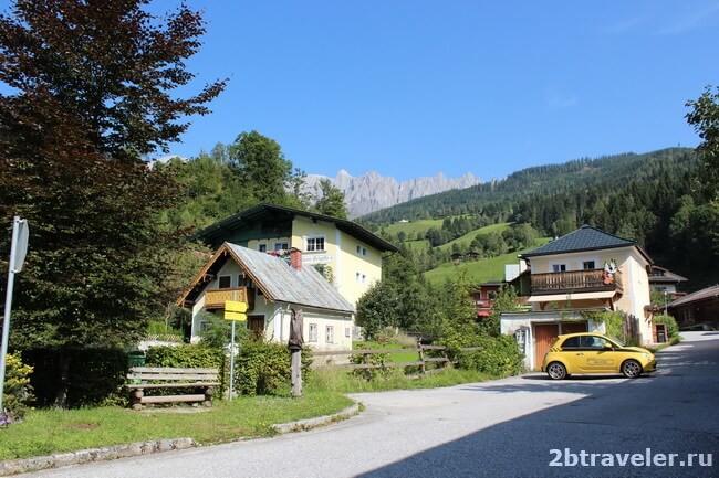 австрийская деревня
