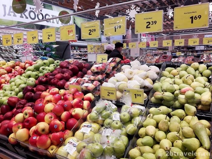 цены в таллине эстония
