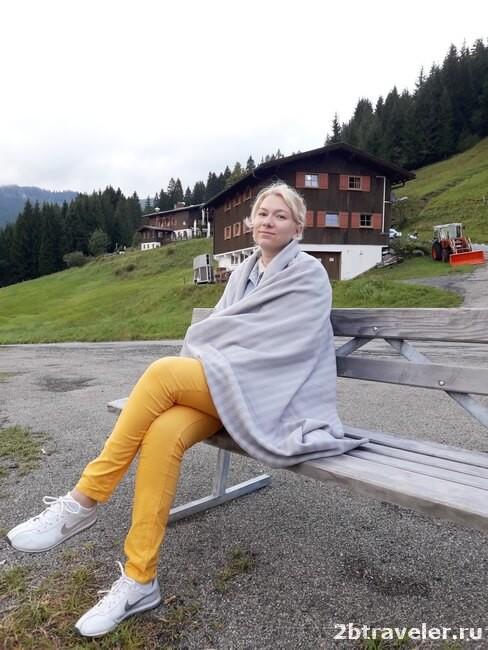 отели в альпах