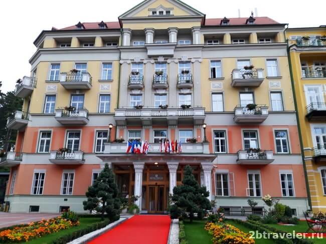 отель павлик франтишкови лазни