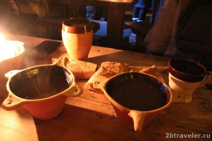 цены в ресторанах таллина