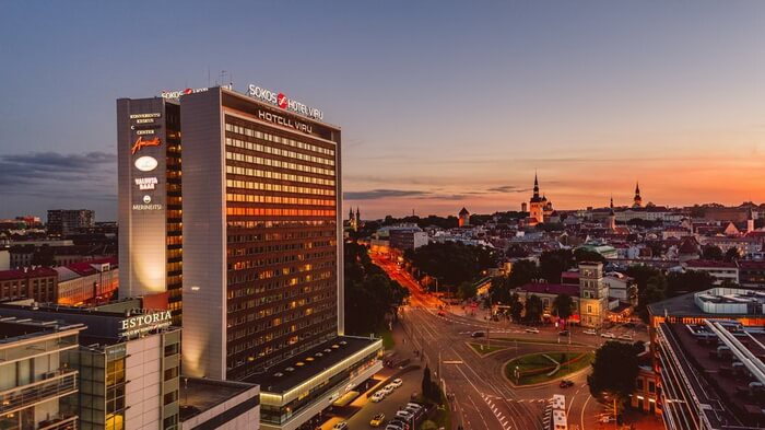 Sokos hotel Viru Tallin