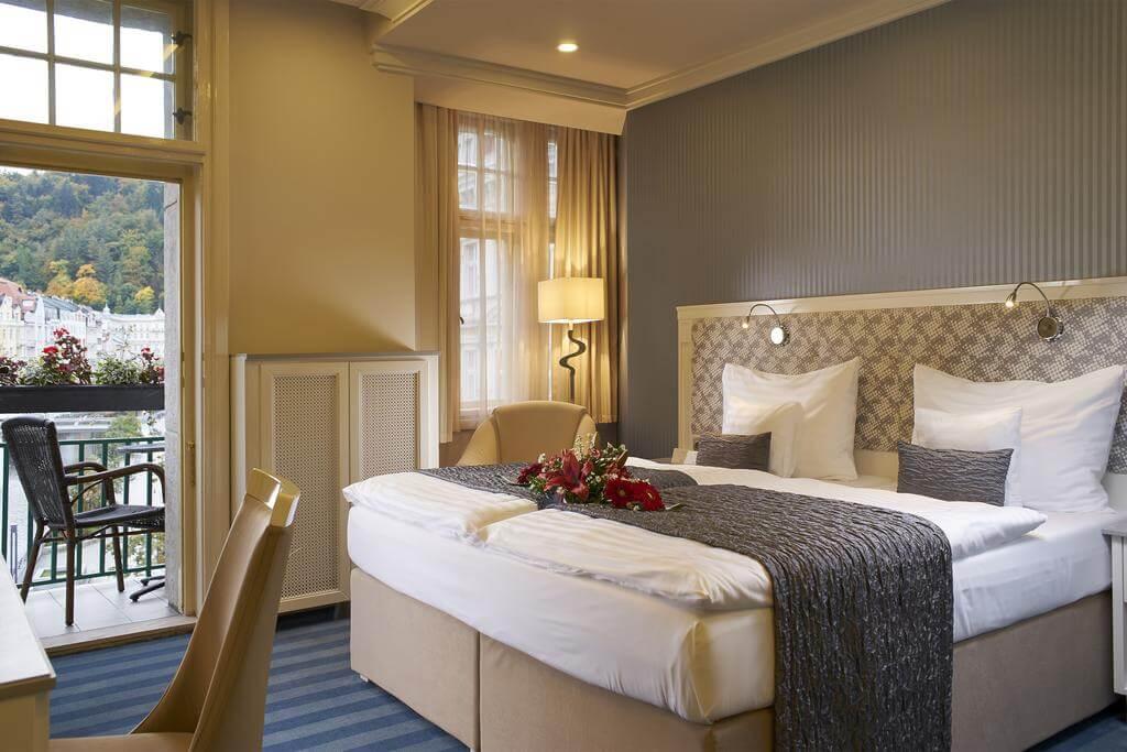 спа отели в карловых варах