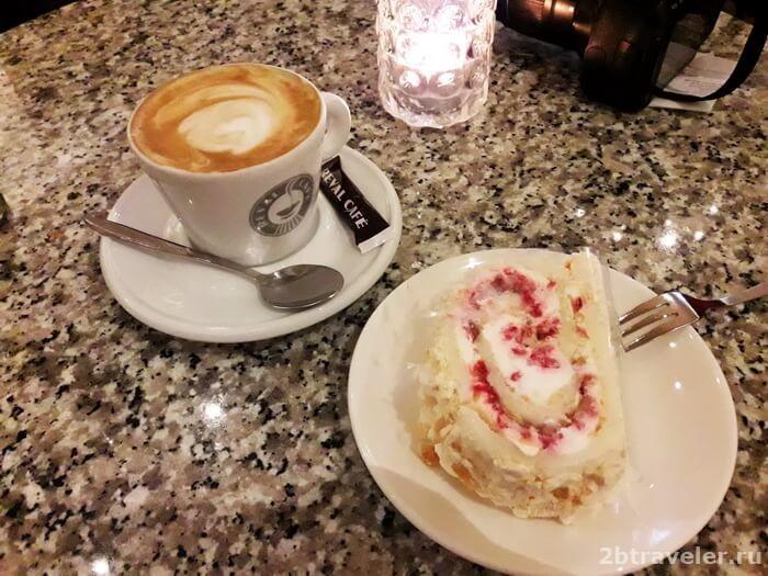 reval cafe tallinn отзыв