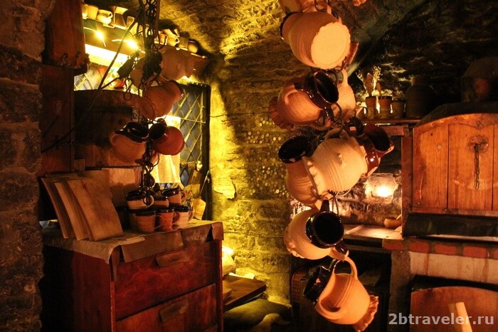 средневековый ресторан 3 дракона
