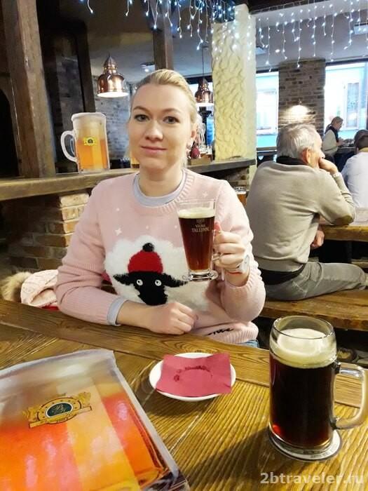 пиво таллин