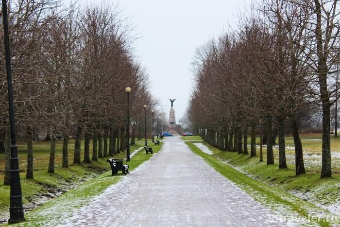 парк екатериненталь