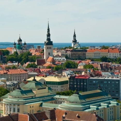 Sights of Tallinn: what to see in Tallinn in 1-3 days.