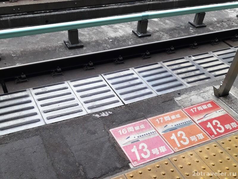 жд станции в японии