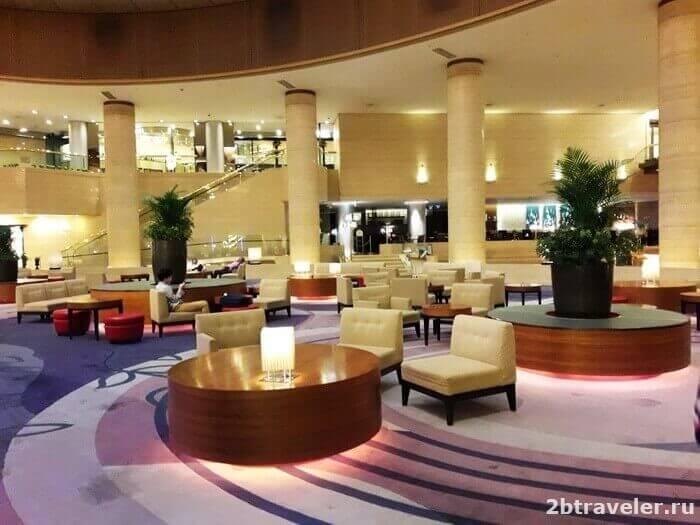 кобе портопия отель
