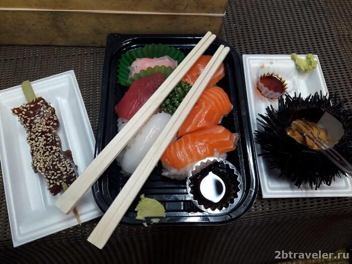 цены на еду в японии