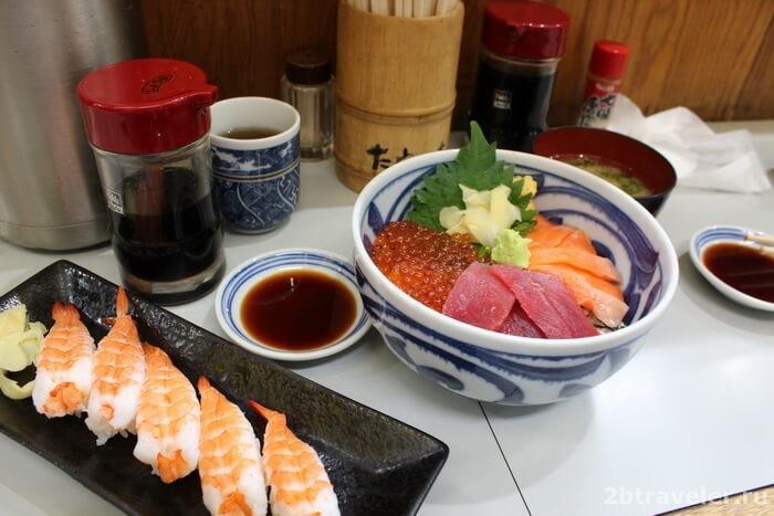 цены в ресторанах японии