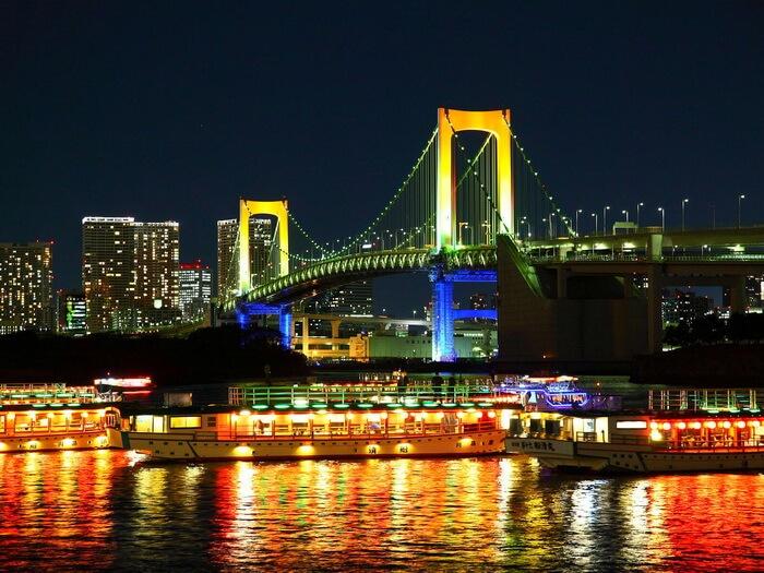 радужный мост токио