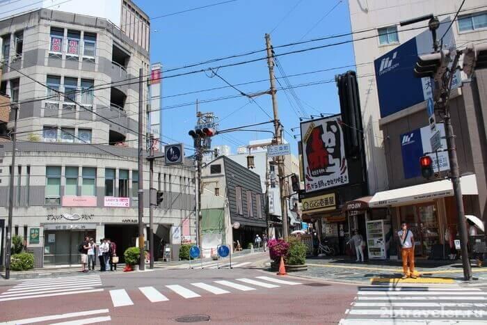 город нара киото