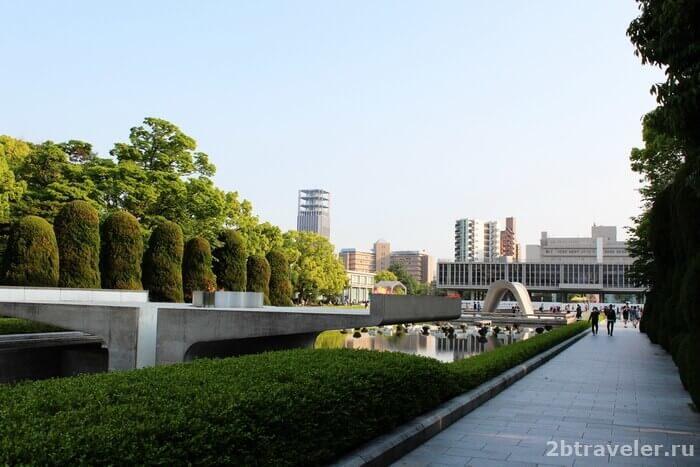 хиросима япония