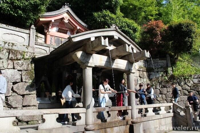 храм чистой воды