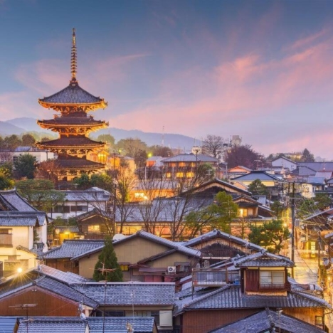 Best Kyoto Attractions: what to see in the city in one, two or three days