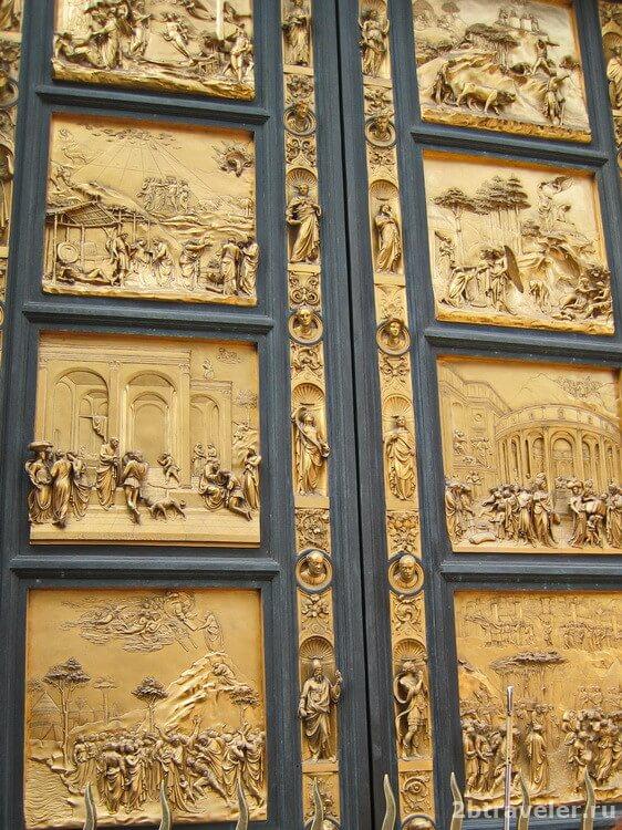 врата рая флоренция