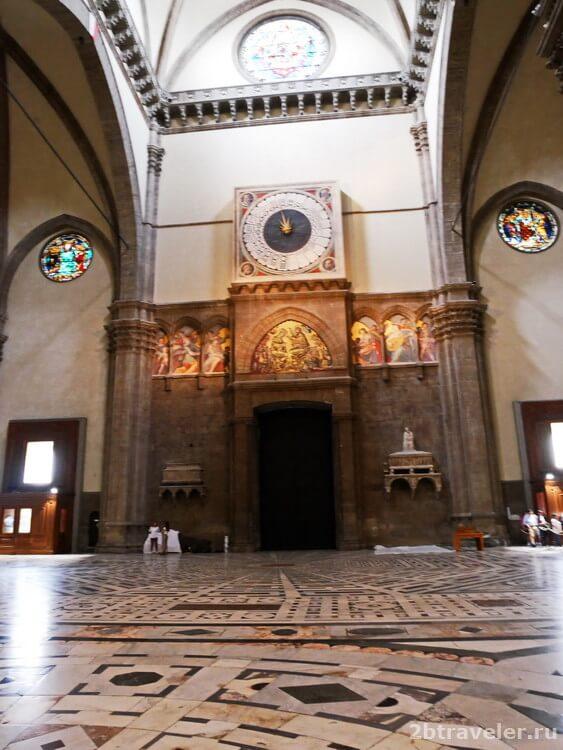собор дуомо во флоренции как попасть