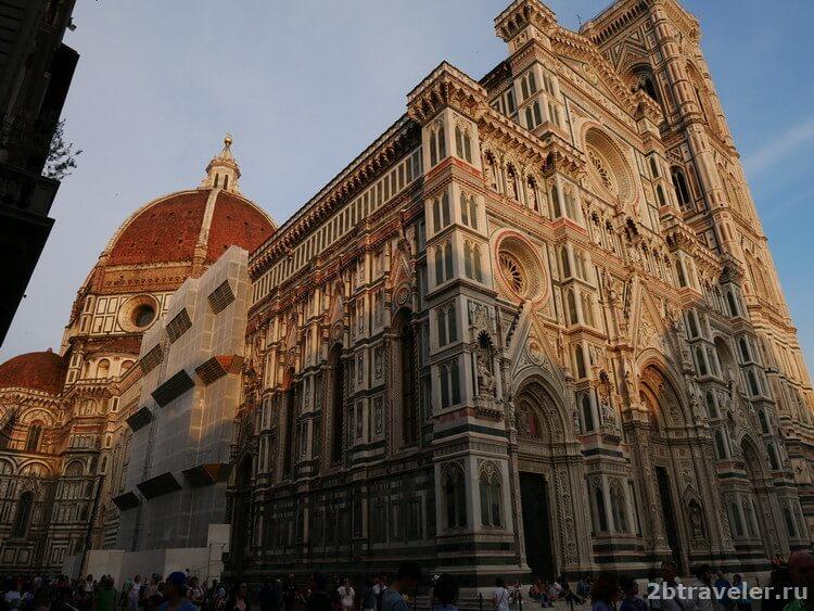 собор санта мария дель фьоре флоренция