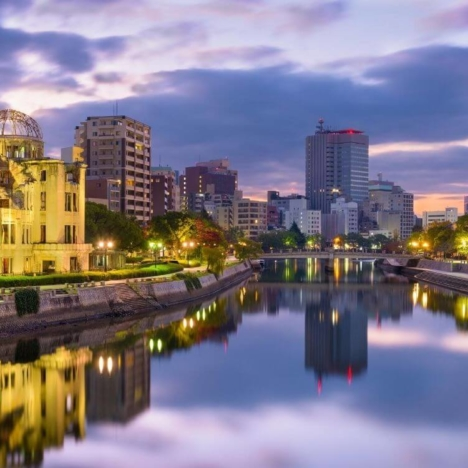 Miyazima – sacred island (Hiroshima, Japan): what you can see and how to get there