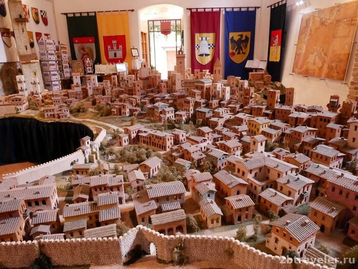 городской музей сан джиминьяно