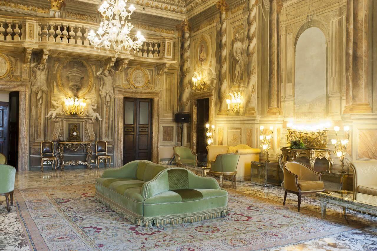 Grand Hotel Continental Siena забронировать