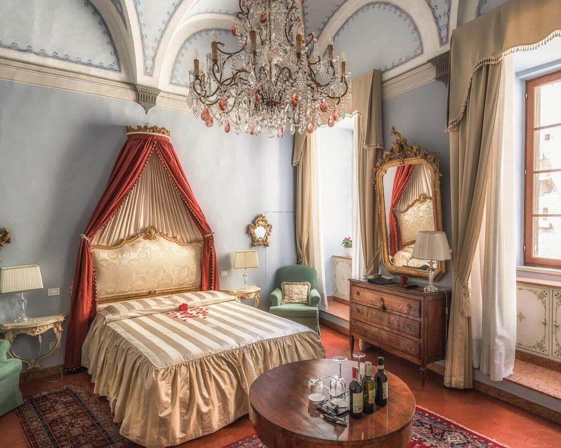 Residenza d'Epoca Palazzo Borghesi забронировать